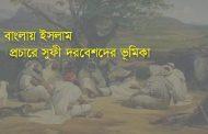 বাংলায় ইসলাম প্রচারে সুফী দরবেশদের ভূমিকা
